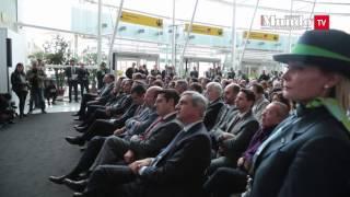 O novo aeroporto do Montijo foi formalmente apresentado em Lisboa
