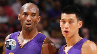 Jalen u0026 Jacoby react to Jeremy Lin's Kobe Bryant 'bums' story | ESPN