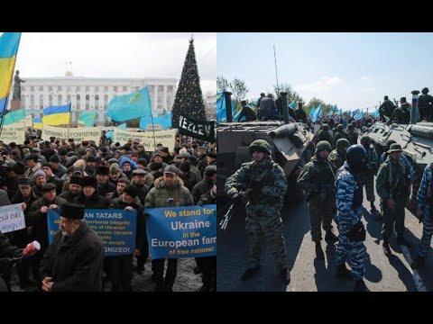 Срочно! Люди не смолчали – это бунт, оккупантов погнали. Вернутся в Украину – терпению конец!