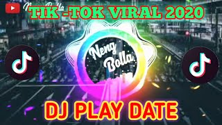 Download DJ PLAY DATE ANGKLUNG SLOW REMIX FULL BASS ❗ VIRAL TIKTOK