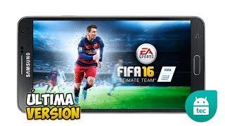 Descargar e Instalar Fifa 16 - Última Versión  para Android 2017