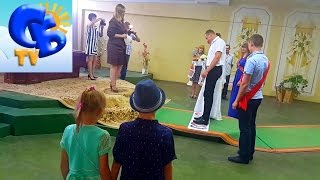 Старший Брат на свадьбе в деревне Starshiy Brat at the wedding in the village