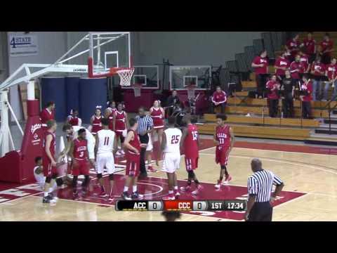 Men's Basketball CCC vs Allen County