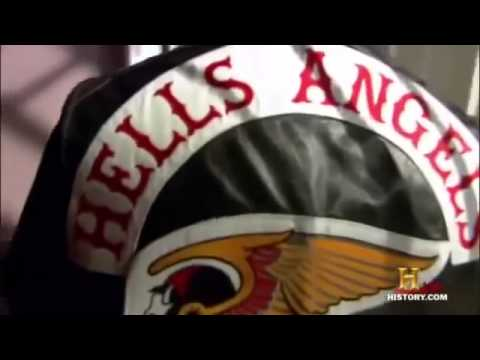 Hells Angels 1% MC Montreal  Canada documentary