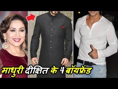 Madhuri Dixit के 4 बॉयफ्रेंड जो दिखते है बेहद हैंडसम || Madhuri Dixit Boyfriends || Madhuri Movie