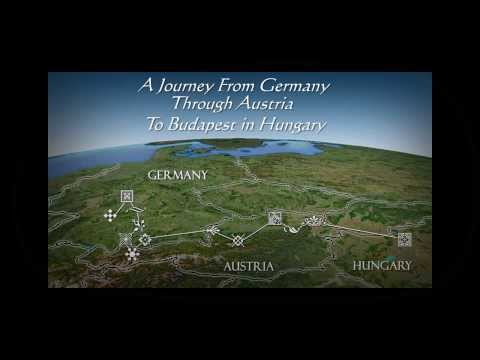 Travel Germany, Austria, Hungary -  Over View