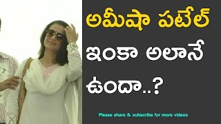 Telugu cinema fame Bollywood actress in Tirumala exclusive video
