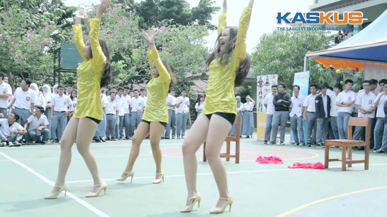 Kaskus on tkp kaskus the lounge goes to school sman 77 youtube reheart Images