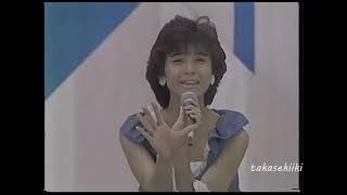 週刊ポップマガジン 1985年8月 @横浜ドリームランド.