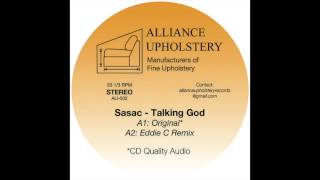 Sasac - Talking God (Alex Israel