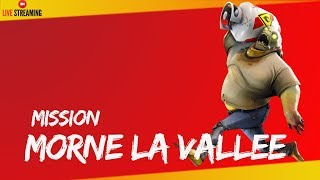 "FORTNITE - MISSION MORNE THE VALLEE P4 ""SAUVER WORLD"" - PS4 720P Fr"