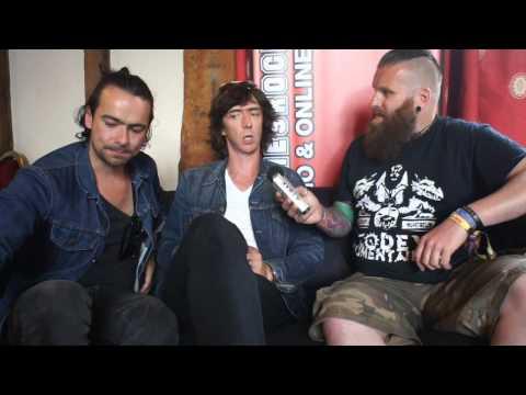 Little Matador Interview Sonisphere Festival 2014