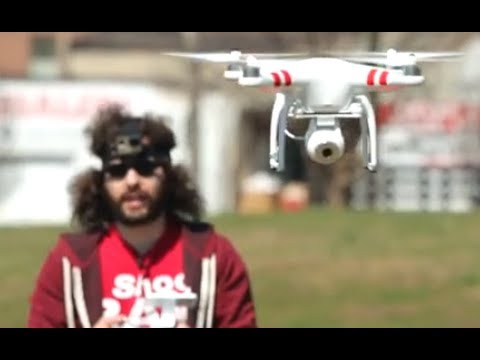 WARNING This Is NOT A Toy: Tips For Flying the DJI Phantom 2 Vision