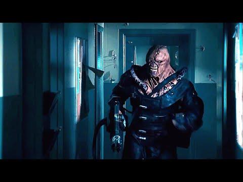 Alice Vs Nemesis | Resident Evil 2: Apocalypse [Open Matte]