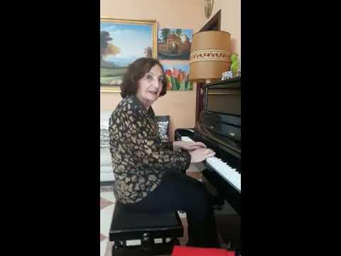Pasodoble Tarifa Blanca Mi profe PIANO