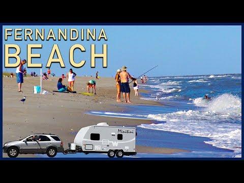 Fernandina Beach and Fort Clinch on Amelia Island, Florida – RV Travel
