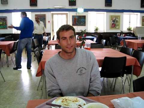Kibbutz  Mishmar HaSharon Ulpan: Meet Greg