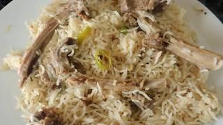 Mutton Yakhni Pulao Recipe - Easy Pulao Recipe by (HUMA IN THE KITCHEN)