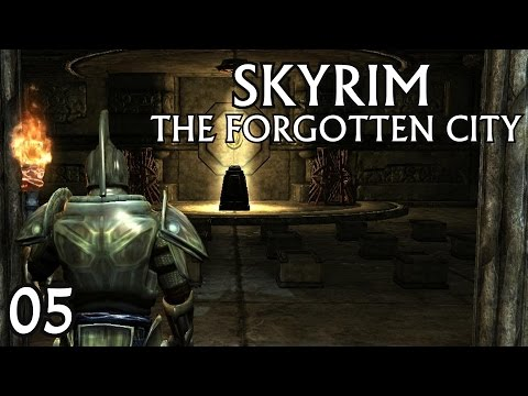 SKYRIM The Forgotten City (#5) - ODKRYWAMY JEDNO Z ZAKOŃCZEŃ
