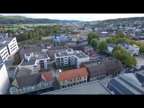 Porsgrunn - Norway - My home town - DJI Phantom 3 Advanced