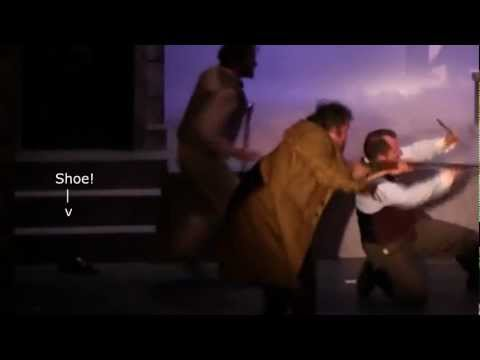 Dracula The Musical Bloopers!