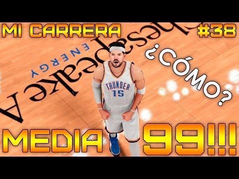NBA 2K16 Mi Carrera - ¿Cómo Mejorar el jugador a 99? #38