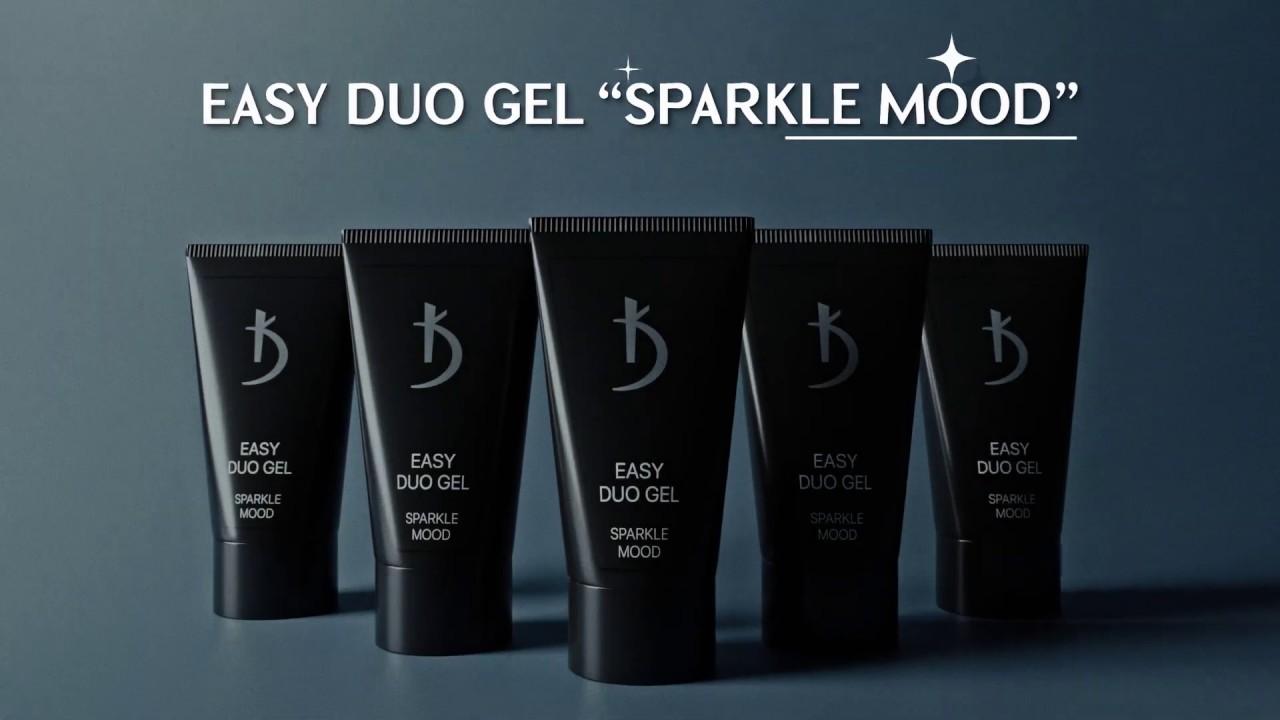 Полигели серии «Sparkle mood» от KODI PROFESSIONAL✨