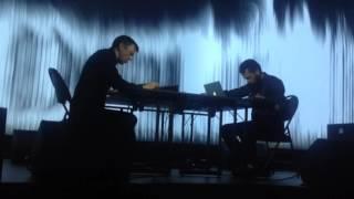 Biosphere ft. Deathprod - Space is Fizzy (live in Halden, Norway)