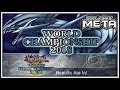 Top 4 Global! Region Representative Qualifier. [Yu-Gi-Oh! Duel Links]