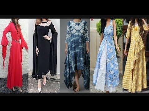 Designer Kurti Frock Dresses