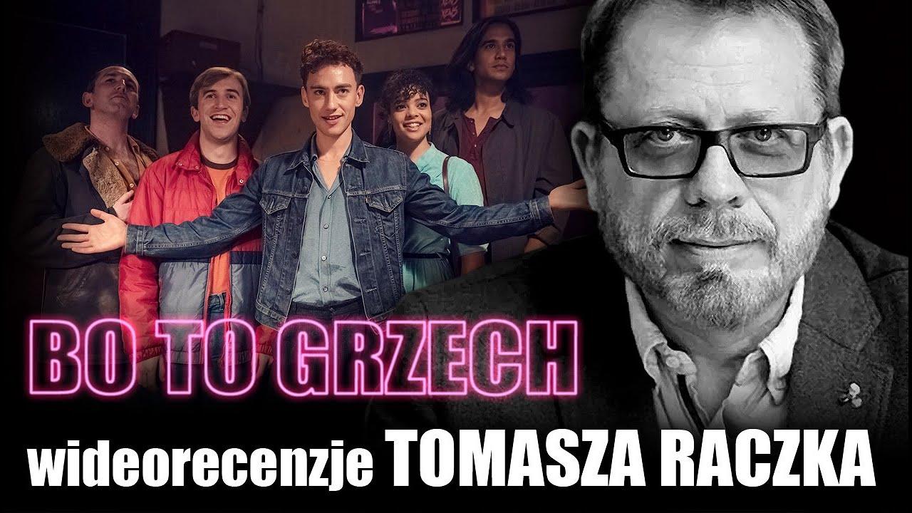 BO TO GRZECH, reż. Peter Hoar, HBO GO, prod. 2021 - wideorecenzja Tomasza Raczka