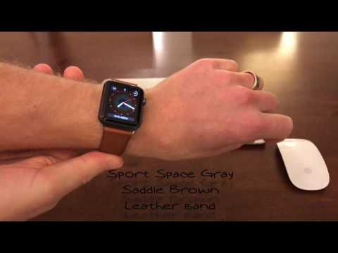 Apple Watch 38mm For Men
