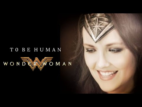 Wonder Woman Theme - Sia, To Be Human (Flute Cover)