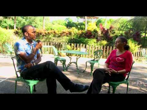 Les jardins de valombreuse - interview Mme Chaulet