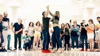 Dustin Richie - Sed De Ti | Bachata | Alfonso y Mónica | Jornada Salsera en Calpe Resimi