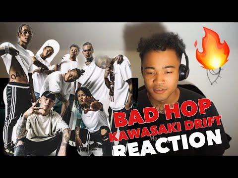 bad hop 川崎 ドリフト 歌詞