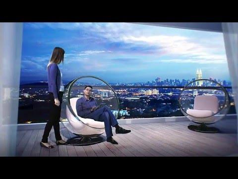 The Veo @ Kuala Lumpur, Desa Melawati, Malaysia (by Sime Darby) FH Luxury Condominium, 15min to KLCC