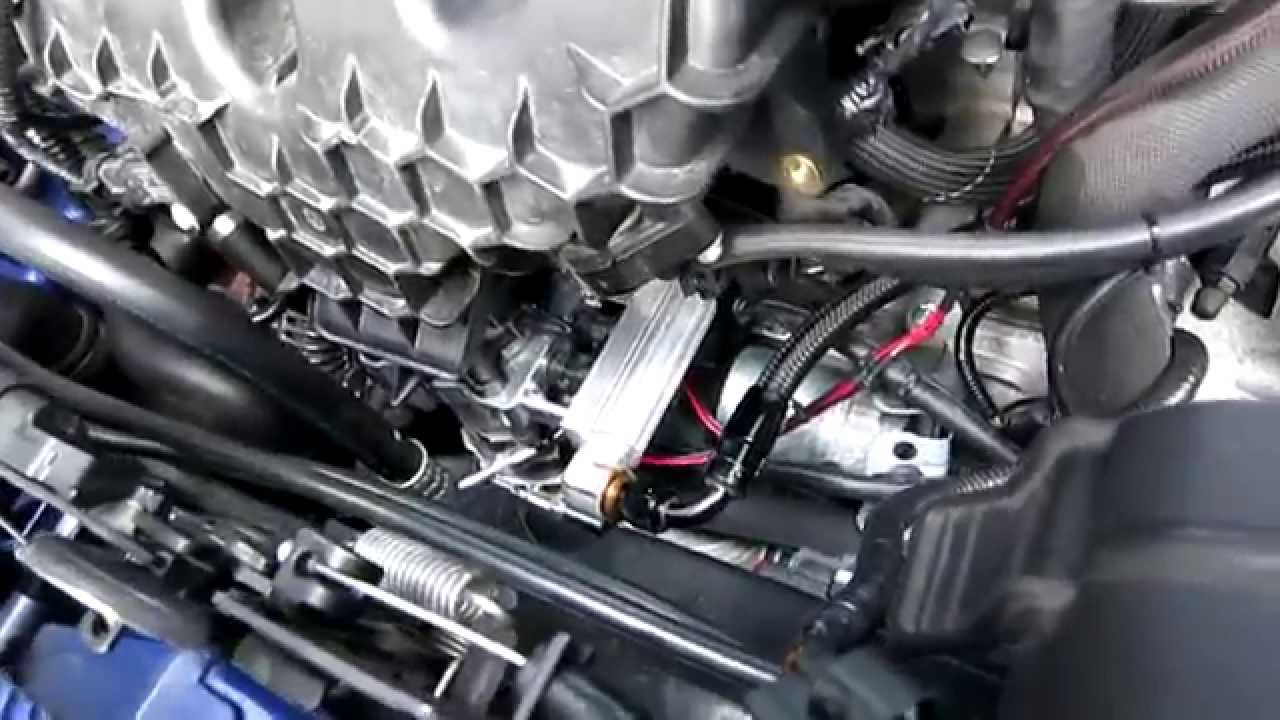 Focus St Aux Fuel System 5000 Mile Checkup