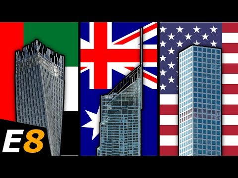 Top 10 Tallest Residential Buildings in the World (2017)