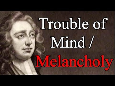 Puritan Timothy Rogers - Trouble of Mind and the Disease of Melancholy (Christian audio book)