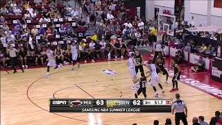 Jimmer Fredette goes for 18 points in loss to the Heat