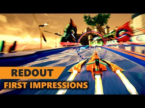 Redout Gameplay First Impressions