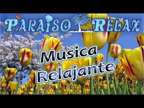 FLORES RELAJANTES, MUSICA RELAJANTE PARA ESTUDIAR, TRABAJAR, DORMIR, RELAX MUSIC