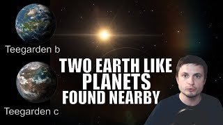 We Just Discovered 2 Earth Like Planets In Nearby Teegarden Star