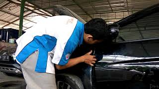 REPAIR CAR FENDER