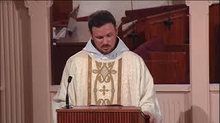 Daily Catholic Mass - 2018-08-20 - Fr. Patrick