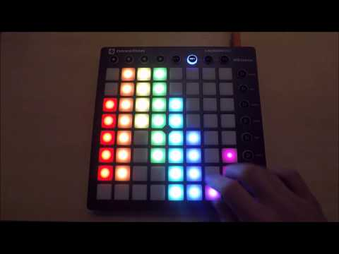 Alan Walker Faded Launchpad Cover   Ableton Live 9 Lite Project