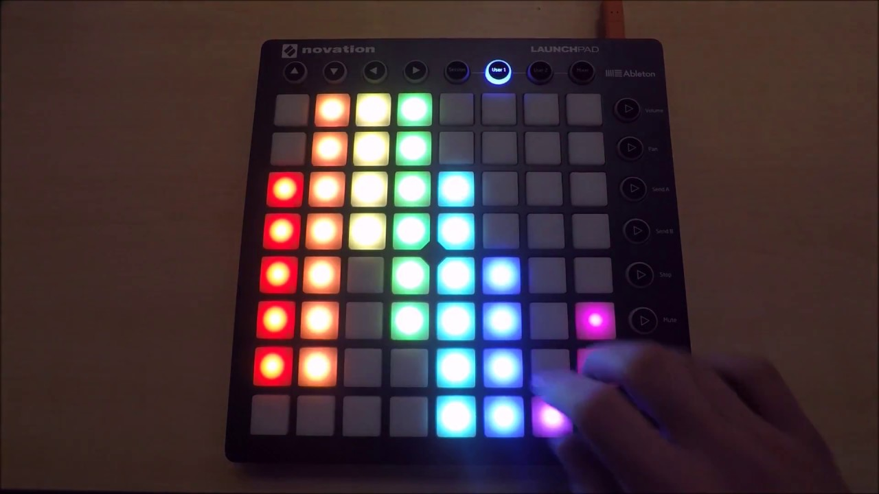 alan walker faded launchpad cover ableton live 9 lite project youtube. Black Bedroom Furniture Sets. Home Design Ideas
