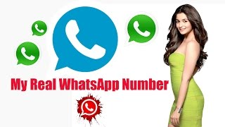Alia Bhatt WhatsApp Number