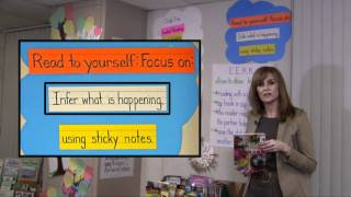 The Daily Five: Fostering Literacy Independence in Second Grade (Virtual Tour)